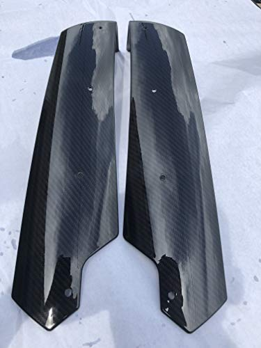 Fiber Hydrocarbon - Performance Corvettes Corvette C7 Z06 ZO6 Grand Sport Stingray Stage 2 Carbon Fiber Wicker Spoiler