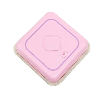 Sweety USB Carga Smart Lavable Microfibra Auto Robotic Piso fregona Robot Aspirador Limpieza Dispositivo