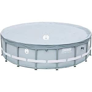 Amazon Com Coleman Pool Cover For 16 Ft Round Frame