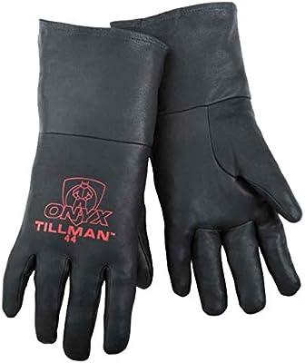 Tillman 44 M Medium Top Grain Kidskin Tig Welding Gloves Welding Safety Gloves Amazon Com
