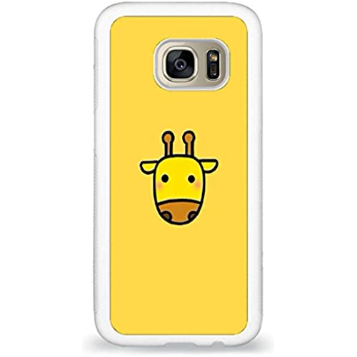 Customized The yellow deer back phone cases for Samsung Galaxy S7 Sales