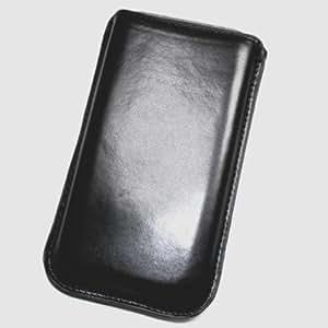 Funda Pochette de piel sintética L para Samsung Galaxy Mini 2S6500