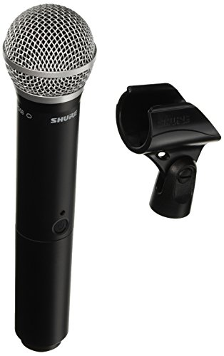 (Shure BLX2/PG58 Handheld Wireless Microphone Transmitter with PG58, H9)