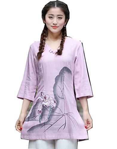 shanghai-story-womens-linen-tang-suit-chinese-cheongsam-shirt-blouse-top-10-purple