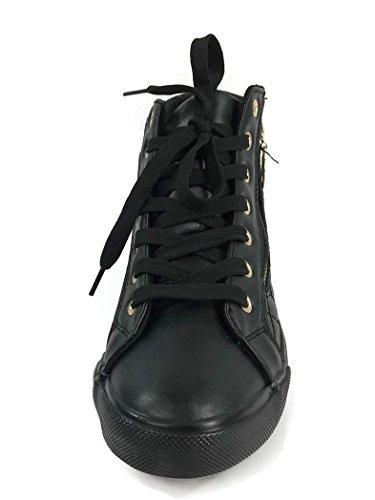 Ariat Chaussures Noir Avec Fermeture Éclair Pour Les Femmes St3amnLa
