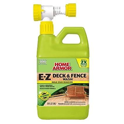 Amazon Mold Armor FG E Z Deck and Fence Wash Hose End