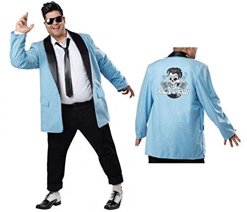 California Costumes Size 50'S Teen Idol-Adult Plus Men Costume, ()