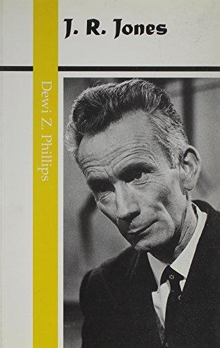 J.R.Jones (Writers of Wales) by Professor D. Z. Phillips (1995-05-22)