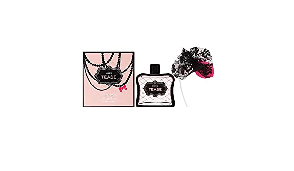 Victoria Secret Noir Tease Women, Eau de Parfum, 1er Pack (1 x 50 ml): Amazon.es: Belleza