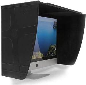 PCHOOD Monitor Hood Sunshade Light Visor Support Special Apple iMac 21.5inch iMac 27inch