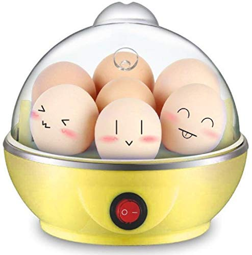 Electric Egg Poacher, Non-Stick (7 Eggs)- From Kritika Enterprise