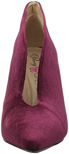 Penny Loves Kenny Women's MIFF Dress Pump, Wine, 9 M US by Penny Loves Kenny (Image #4)