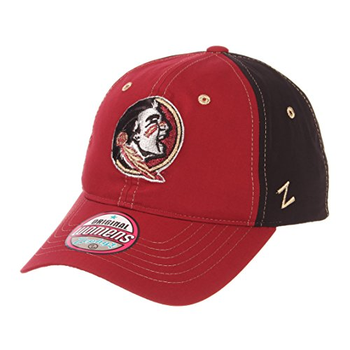 df0569aa35a56 ZHATS NCAA Florida State Seminoles Women s Feisty Performance Hat