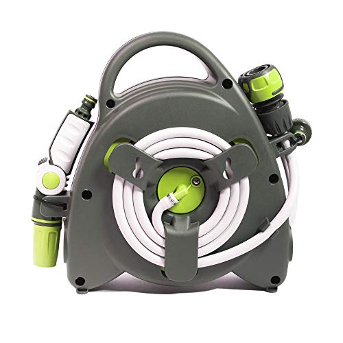 Buy portable garden hose reel