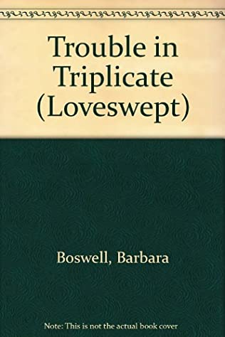 book cover of Trouble in Triplicate