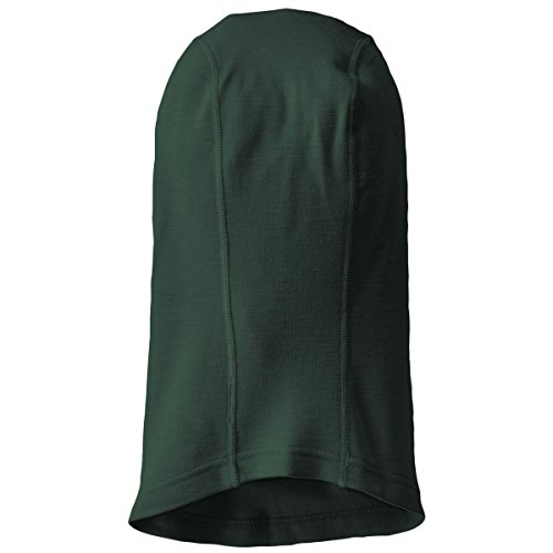 Minus33 Merino Wool Clothing Unisex Midweight Wool Balaclava, Forest Green, One Size by Minus33 Merino Wool (Image #4)