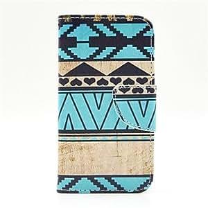 YULIN Teléfono Móvil Samsung - Carcasas de Cuerpo Completo - Gráfico/Diseño Especial - para Samsung Galaxy Mini S5 ( Multi-color , Plástico/Cuero PU )