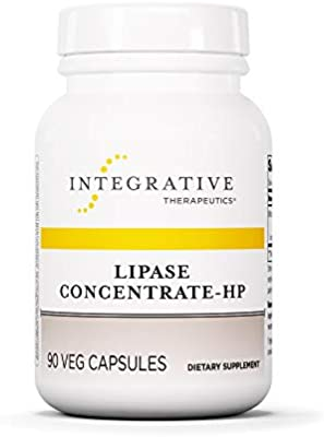 Amazon.com: Integrative Therapeutics Lipase Concentrate-HP ...