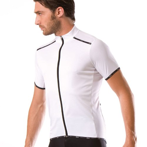Santini SP94275PRIMO - Primo Short Sleeve Weiß 2XLarge [Misc.]