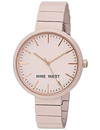 Nine West NW2012LPRG Reloj de Diseñador para Mujer
