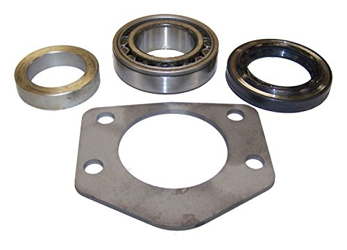 Axle Shaft Bearing, Flange, retainer, and seal Kit 2003-2006 TJ Wrangler w/ Drw/ Dana 44 Rear Axle ()