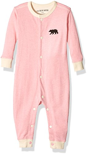 Little Blue House By Hatley Bear Family Union Suits