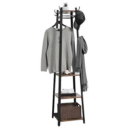 Amazon.com: Rusilay - Perchero de pie para dormitorio ...