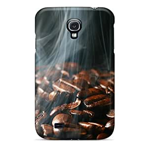 New Arrival Case Cover With AlS1617XvSl Design For Galaxy S4- Hot Coffee Beans