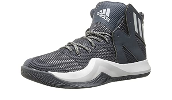 adidas Men's Mad Bounce Basketball Shoes, Size: 14.0, Gray