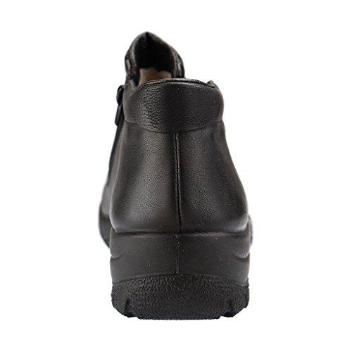 Rieker L7191, Botas para Mujer Negro (Schwarz/schwarz/schwarz)