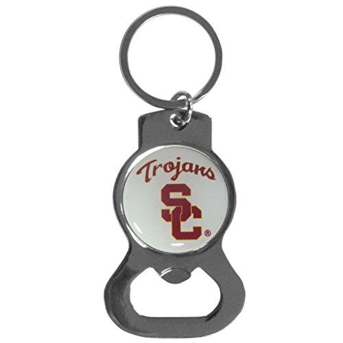 NCAA USC Trojans Bottle Opener Key Chain