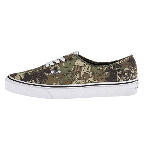 a3f7300c26ce5 Vans Unisex Authentic? X Star Wars? (Star Wars) Boba Fett Camo - Import It  All