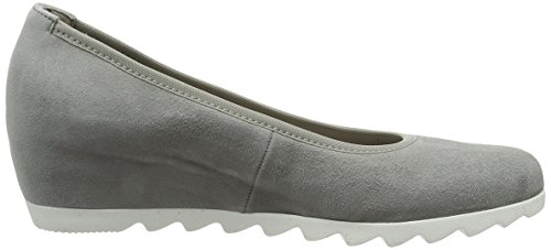 Shoes Femme Gris Basic Escarpins Gabor Grau weiss Gabor S TZ6adwq