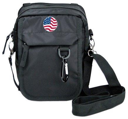 CMC Golf USA Flag Urban Pack, Black by CMC Golf (Image #2)