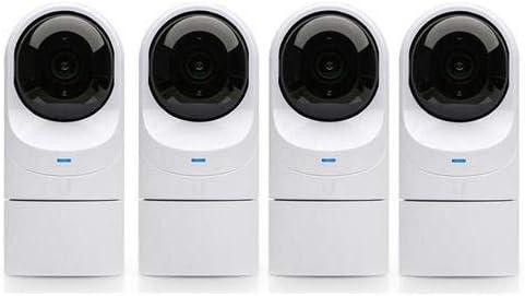 Ubiquiti Networks 4 Pack UniFi UVC-G3-FLEX HD Indoor Outdoor IP Camera