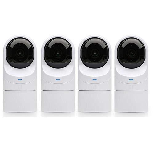 Ubiquiti Networks 4 Pack UniFi UVC-G3-FLEX HD Indoor/Outdoor IP Camera