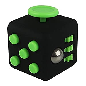 Fidget Cube for Fidgeters! Relieve Stress, Anxiety, and Boredom for Children and Adults. from Karma