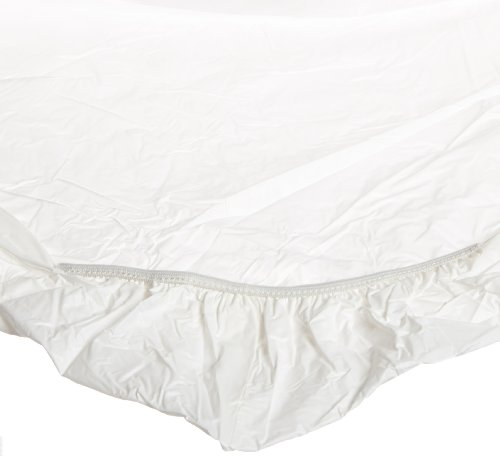 "UPC 802059002901, Kwik-Cover 3048-W 30"" X 48"" Kwik-Cover- White Fitted Table Cover (1 full case of 100)"
