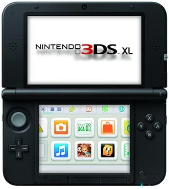 Nintendo 3DS - Consola XL, Color Rojo Y Negro: Amazon.es ...