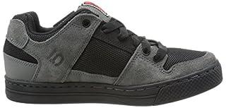 Five Ten Men's Freerider Bike Shoe,Grey/Black,9 D US