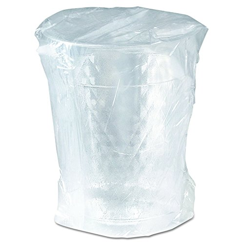 Solo WTC10X-00681 10 oz Diamond Clear Wrapped Plastic Cup (Case of 500)