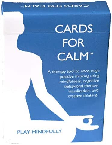 Cards for Calm: A Therapy Tool to Combat Anxiety and Negative Thinking