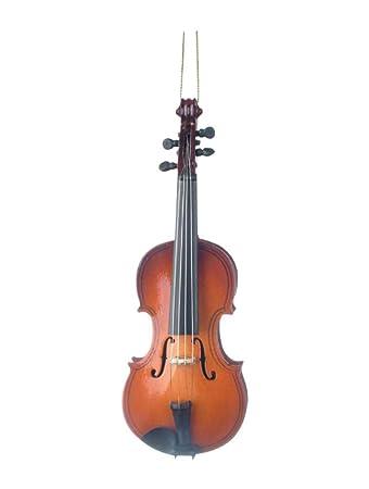 Violin Christmas Ornament - Amazon.com: Music Treasures Co. Violin Christmas Ornament: Home