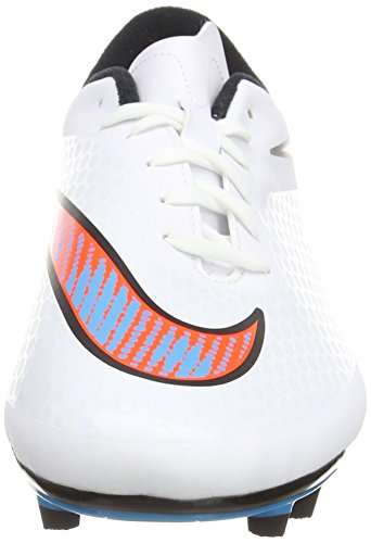 Total Phelon Hypervenom Noir Lagoon Crimson blanc Nike Fg Hommes Blanc Chaussures Blue 58awAq