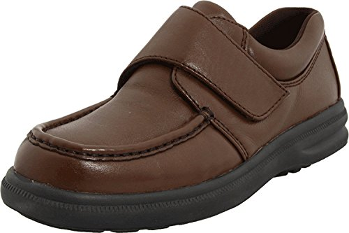Hush Puppies Men's Gil Slip-On Shoe, Tan, 40 3E EU/6 3E UK