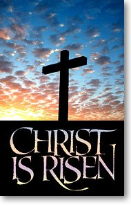 Christ Is Risen (Packet of 100, KJV) for $<!--$6.00-->