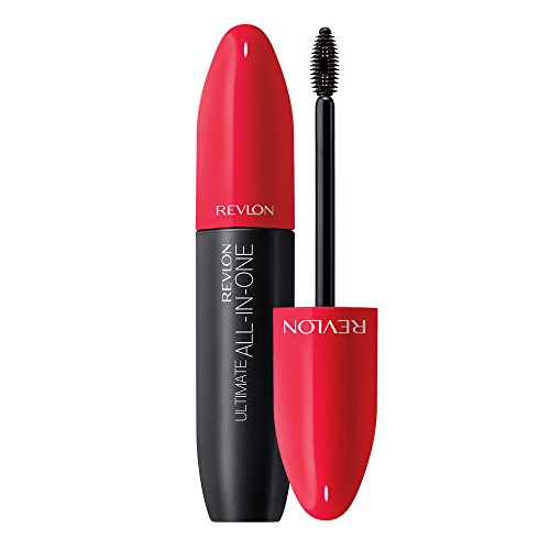 Revlon Ultimate All-In-One Mascara, Blackest Black