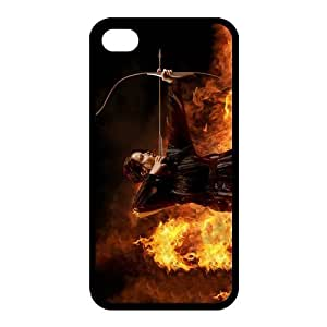 Customize Movie Hunger Games Back Case for iphone4 4S JN4S-1694