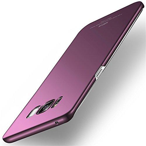 Samsung Galaxy S8 Case, S8 Plus Case Slim Anti-Scratch Hard PC Phone Case for Samsung Galaxy S8 Plus (Samsung Galaxy S8, Purple)