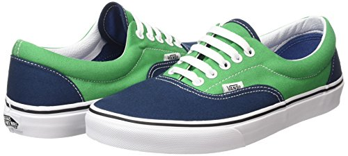 dress Baskets Multicolore 2 kelly Era Tone Mixte Vans Green Blues Basses Adulte v5Y78nqnXw